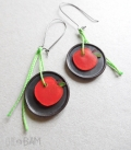 boucles BOUTONS / pommes